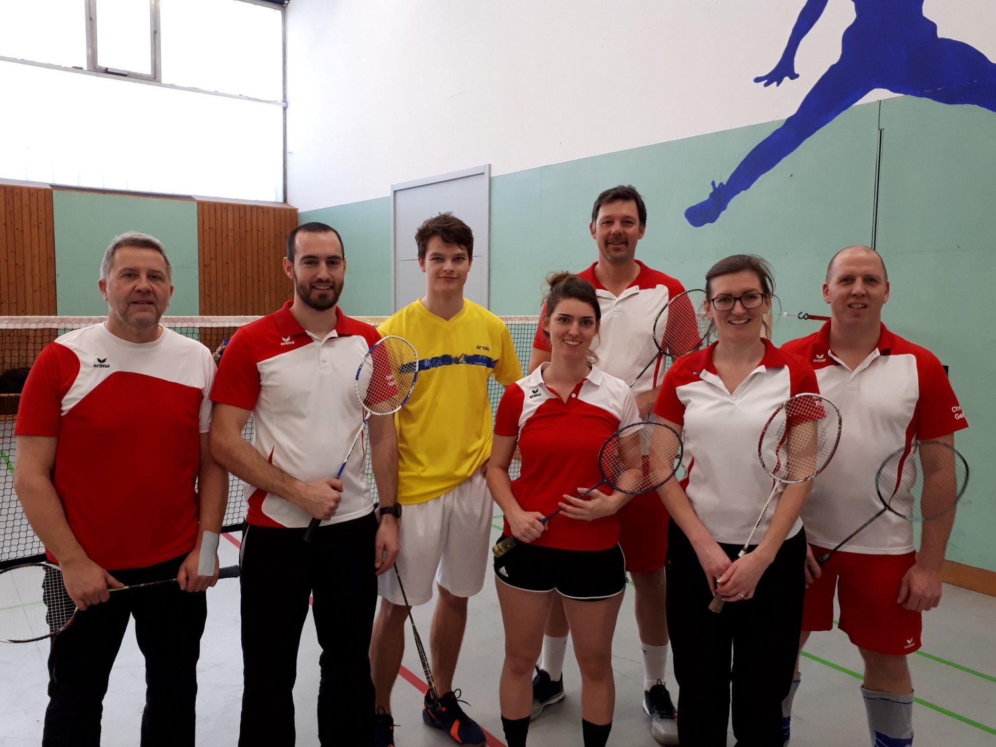 Badminton Memmingen